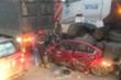 Container đè xe con bẹp dúm trên quốc lộ 5: Danh tính 4 nạn nhân
