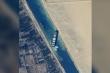 Vụ 'tắc đường' đắt đỏ nhất thế giới nhìn từ không gian