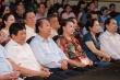 Chủ tịch Quốc hội dự buổi công diễn vở cải lương 'Chuyện tình Khau Vai'