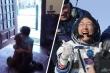 Video: Tan chảy khoảnh khắc đoàn tụ của nữ phi hành gia NASA và cún cưng