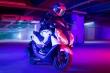 Honda NX125 đời 2021 ra mắt tại Trung Quốc