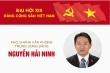 Infographic: Sự nghiệp Phó Chánh văn phòng Trung ương Đảng Nguyễn Hải Ninh