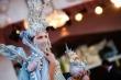 Sao thế giới biến tấu khẩu trang, mạng che mặt tại Liên hoan phim Venice 2020