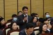 Cử tri chất vấn cát tặc, Chủ tịch xã ở Hà Nội: 'Cát như con gái 18 bị nhòm ngó'