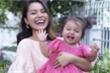 Ca sĩ Nguyễn Ngọc Anh lần đầu khoe con gái nhỏ