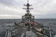Mỹ tiếp tục điều tàu chiến đi qua eo biển Đài Loan