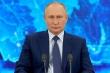 Hơn 700.000 câu hỏi gửi ông Putin trước giờ đối thoại với người dân Nga