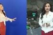 Hậu trường BTV đi tất, ghi hình 'Bản tin Thời tiết' trước phông xanh