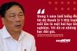 Bầu Đệ ra 'văn bản nhân văn' và tự trọng nghề của HLV Nguyễn Thành Công