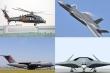 Lạ lùng dàn máy bay mang số 20 của không quân Trung Quốc