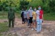 Bắt giữ 8 người nhập cảnh trái phép từ Trung Quốc vào Quảng Ninh