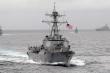 Trung Quốc tố Mỹ phá hoại hòa bình ở eo biển Đài Loan