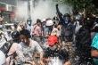 Thêm 300 người biểu tình bị an ninh Myanmar bắt giữ
