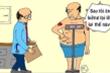 Đau khổ khi ăn kiêng mà vẫn tăng cân