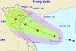 Áp thấp nhiệt đới khả năng mạnh lên thành bão, hướng vào Bắc và Bắc Trung Bộ