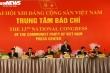 Thường trực Ban Bí thư dự khai trương Trung tâm Báo chí Đại hội Đảng XIII