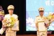 Hà Tĩnh có 2 tân Phó Giám đốc Công an tỉnh