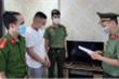 Sau 8 tháng nhập cảnh trái phép, người Trung Quốc đến công an tự thú