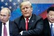 Để đối phó với Trung Quốc, Mỹ nên kết bạn với Nga