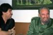 Diego Maradona và mối duyên tình tri kỷ với Chủ tịch Fidel Castro