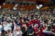 Tân sinh viên được truyền cảm hứng trong sự kiện chào năm học mới