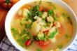 Món ngon mỗi ngày: Canh ngao nấu dứa