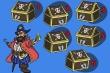 Đố mẹo: Chiếc chìa khóa nào mở được hộp châu báu?