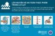 Bộ Y tế khuyến cáo phòng, chống dịch bệnh mùa mưa bão