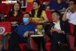 Bí thư Hà Nội Vương Đình Huệ dự khán trận chung kết đặc biệt