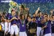 Nhà vô địch V-League 2020 vào thẳng vòng bảng AFC Champions League