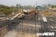 Kiểm tra công trình không phép của Công ty Xăng dầu Hưng Yên phá hoại kè sông Luộc