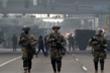 Vệ binh Quốc gia Mỹ mắc COVID-19 khi dẹp loạn biểu tình