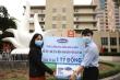 Vinamilk hỗ trợ 1 tỷ đồng tăng cường sản phẩm dinh dưỡng cho bệnh viện Bạch Mai
