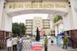Phóng viên VTC tác nghiệp tại bệnh viện Bạch Mai 1 tháng