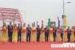 Ảnh: Thủ tướng cắt băng thông xe cây cầu hình cánh chim biển độc đáo nhất Hải Phòng