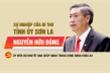 Infographic: Sự nghiệp tân Bí thư Tỉnh ủy Sơn La Nguyễn Hữu Đông