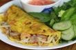Độc đáo ẩm thực Miền Trung ở khu nghỉ dưỡng 5 sao
