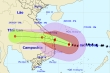 Cường độ bão số 9 không giảm nhiều khi đổ bộ Đà Nẵng - Phú Yên