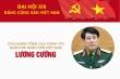 Infographic: Sự nghiệp Chủ nhiệm Tổng cục Chính trị QĐND Việt Nam Lương Cường