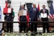 Ông Trump: Thỏa thuận lịch sử Israel với UAE và Bahrain là 'thành tựu vượt trội'