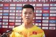 Tiền vệ U22 Việt Nam không tự ti vì nhỏ người, thích đá cặp với Hùng Dũng