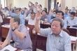 TP.HCM có 39/50 người ứng cử đại biểu Quốc hội đạt tín nhiệm trên 50%