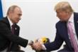 Ông Trump nói 'làm ơn đừng can thiệp bầu cử', ông Putin phản ứng hài hước