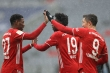 Video: Lewandowski lập công, Bayern giữ vững ngôi đầu