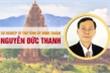 Infographic: Sự nghiệp Bí thư Tỉnh ủy Ninh Thuận Nguyễn Đức Thanh