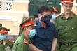Video: Ông Đinh La Thăng được đưa tới tòa ở TP.HCM