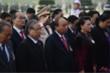 Đại biểu Đại hội Đảng XIII viếng Chủ tịch Hồ Chí Minh