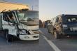 Tông chết tài xế xe Lexus đang bị CGST xử lý vi phạm trên cao tốc, lái xe tải nói gì?
