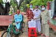Nhiều cụ bà neo đơn ở Cà Maugóp tiền cho Quỹ vaccine COVID-19