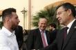 Barca đề nghị Messi ký tiếp hợp đồng đến năm 2022